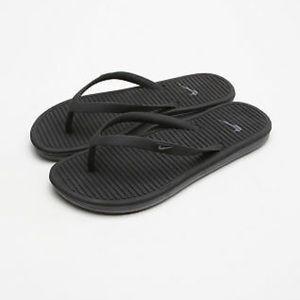 Nike Women's Solarsoft II Flip-Flops, Sz 8 NWT